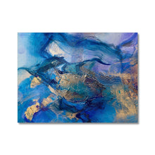 Load image into Gallery viewer, 'Turquoise Dream' Canvas by Andrea Ehret