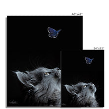 Load image into Gallery viewer, Butterflying | Digital Animal Art Online | MGallery, Buy Digital Animal Art Online! Add a beautiful style to your home with our Beautiful Portrait Animal Art, all at best prices and worldwide shipping!-mgallery