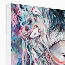 Load image into Gallery viewer, Yolandi | Buy Colourful Art Prints UK | Mgallery, Style your spaces with Best Woman Canvas Wall Art Prints. Buy Colourful Art Prints UK from MGallery. Get Inspired With Amazing UK Art! -mgallery