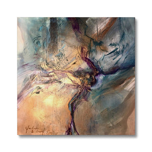 'Violet Storm' Canvas by Andrea Ehret