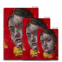 Load image into Gallery viewer, Lady 3 Portrait | Luxury Canvas Wall Art Print | MGallery, Shop Luxury Wall Art Decor from MGallery and you will find wide range of Canvas Wall Art Prints decorate the walls of your home.-Fine art-mgallery