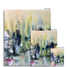 Load image into Gallery viewer, Urban Landscape 2 | Modern Abstract Artwork | MGallery, The shop is now live! You can choose Modern Abstract Artwork with various sizes from MGallery to make your home unique. Delivered ready to hang.-mgallery