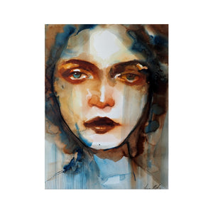 Timeless 12 | Canvas Art Modern Abstract Portrait | MGallery, Shop MGallery for all the Canvas Art Modern Abstract Portrait. Style your spaces with Contemporary Portrait Wall Art Prints.Available worldwide delivery!-mgallery