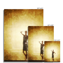 Load image into Gallery viewer, 'Golden Girl 9' by Michael Banks Fine Art Print