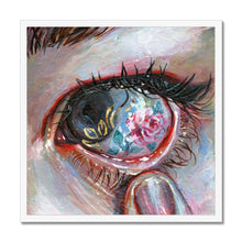 Load image into Gallery viewer, Beauty In The Eye | Colourful Contemporary Art | MGallery , Beautiful Living room Colourful Contemporary Art for you! Find a wide range of elegant Bright Coloured Art Prints at MGallery. Delivered ready to hang.-mgallery