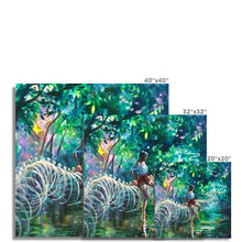 Load image into Gallery viewer, Dopamine Jungle | Beautiful Nature Art | Mgallery, Buy Beautiful Nature Art now! You can choose unique Abstract Nature Art with various sizes from MGallery to design your gallery wall.-mgallery