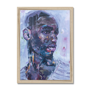 Man 2 Portrait | High Quality Modern Artworks | MGallery, Browse our selection of High Quality Modern Artworks Online. You'll find Unique Framed Artwork by talented artists in worldwide. Shop your artwork!-Fine art-mgallery