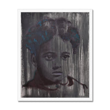 Load image into Gallery viewer, 'Child - 11' by Vincenzo Sgaramella Framed Print