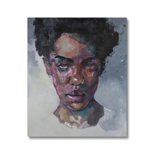 Load image into Gallery viewer, Lady 5 Portrait | Canvas Print Europe | MGallery, Shop Canvas Print Europe! Choose from a range of High Quality Wall Art Prints Designs at MGallery and decorate your home. -Fine art-mgallery
