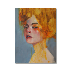Sinking into the Nature | Portrait Modern Art | MGallery, Find your Best Portrait Modern Arts for Bedroom at MGallery. All Abstract Portrait Wall Decor Art prints UK are professionally printed with high quality paper materials.-mgallery