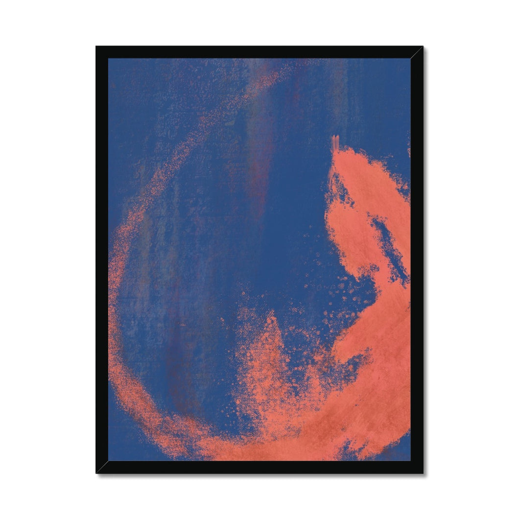 '2020 Pantone Series 4' by Nickelight Framed Print