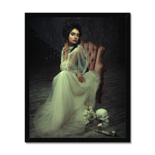 Load image into Gallery viewer, 'Memento IV' by Katerina Klio Framed Print