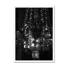 Load image into Gallery viewer, 'Chandelier 13' by Michael Banks Framed Print