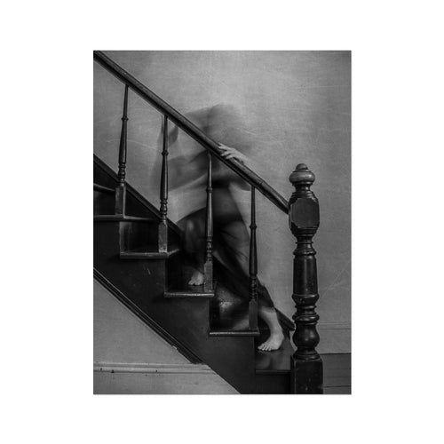 In Limbo | Modern Art Prints Black and White | MGallery, Design your gallery wall with Modern Art Prints Black and White. Buy this Dark Digital Wall Decor Print to take the glamour to your home decor. Shop now online! -mgallery