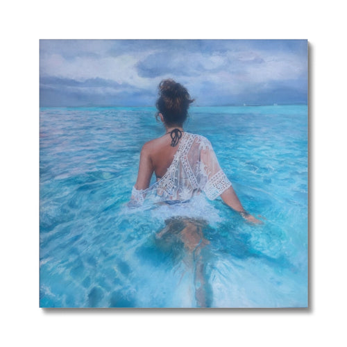 The Fourth Dream | Best Woman Portrait | MGallery, Find your Best Woman Portrait Prints for Living room at MGallery. All Woman Portrait Canvas art prints UK are professionally printed with high quality paper materials.-mgallery