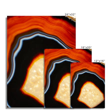 Load image into Gallery viewer, 'Geode 7' by Michael Banks Fine Art Print