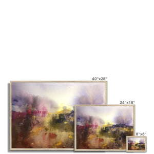 Abstract Landscape 2 | Contemporary Landscape Art | MGallery, Buy Contemporary Landscape Arts! Add a beautiful style to your home with our Beautiful Watercolour Abstract Art, all at best prices and worldwide shipping!.-mgallery