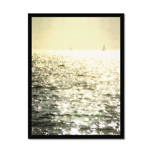 'Sail dream 3' by Michael Banks Framed Print