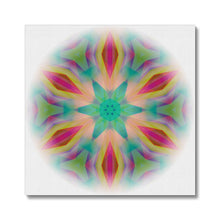 Load image into Gallery viewer, 'Light Mandala 1' by Michael Banks Canvas