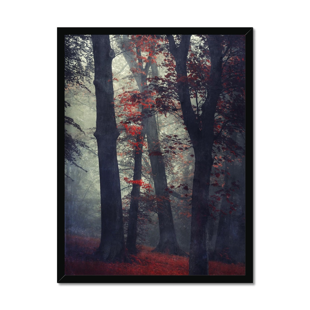 'Feel Unreal 2' by Dirk Wüstenhagen Framed Print