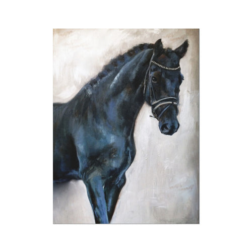 Dark_Horse 2 | Animal Print Wall Art | MGallery, This is the Best Place to Buy Animal Art Prints online! Browse the collection of high quality Animal Print Wall Art prints suitable for any occasion. -mgallery