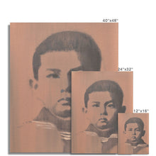 Load image into Gallery viewer, 'Child -13' by Vincenzo Sgaramella Fine Art Print