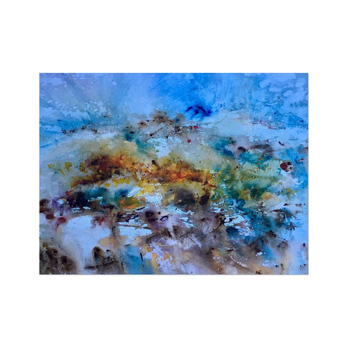 Wild Nature | Contemporary Abstract Art Paintings | MGallery, Bring a unique style for your home with Contemporary Abstract Art Paintings with variety of sizes! Shop our unique collection of beautiful Watercolour Fine art Prints.-mgallery
