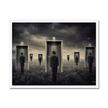 Load image into Gallery viewer, Choices | Dark Art Prints UK | MGallery, Dark Art Prints UK for Sale! Buy this Dark Art Wall Print to take the glamour to your home decor. Shop now online! Worldwide shipping available! -mgallery