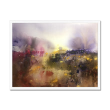 Load image into Gallery viewer, Abstract Landscape 2 | Contemporary Landscape Art | MGallery, Buy Contemporary Landscape Arts! Add a beautiful style to your home with our Beautiful Watercolour Abstract Art, all at best prices and worldwide shipping!.-mgallery