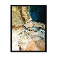 Load image into Gallery viewer, 'Tormented Leda' by Andrea Ehret Framed Print