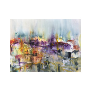 Urban Landscape | Colorful Abstract Art for Sale | MGallery, Colorful Abstract Art for Sale at MGallery! Our Abstract Landscape Wall Art prints are available in a variety of sizes and good quality. 100 year colour guarantee.-mgallery