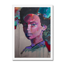 Load image into Gallery viewer, Lady 30 Portrait | Awesome Artwork for Sale | MGallery, MGallery is the best way to find the Awesome artworks for decorating your space. We have a beautiful collection of framed paper wall art prints UK, Buy now!-Fine art-mgallery