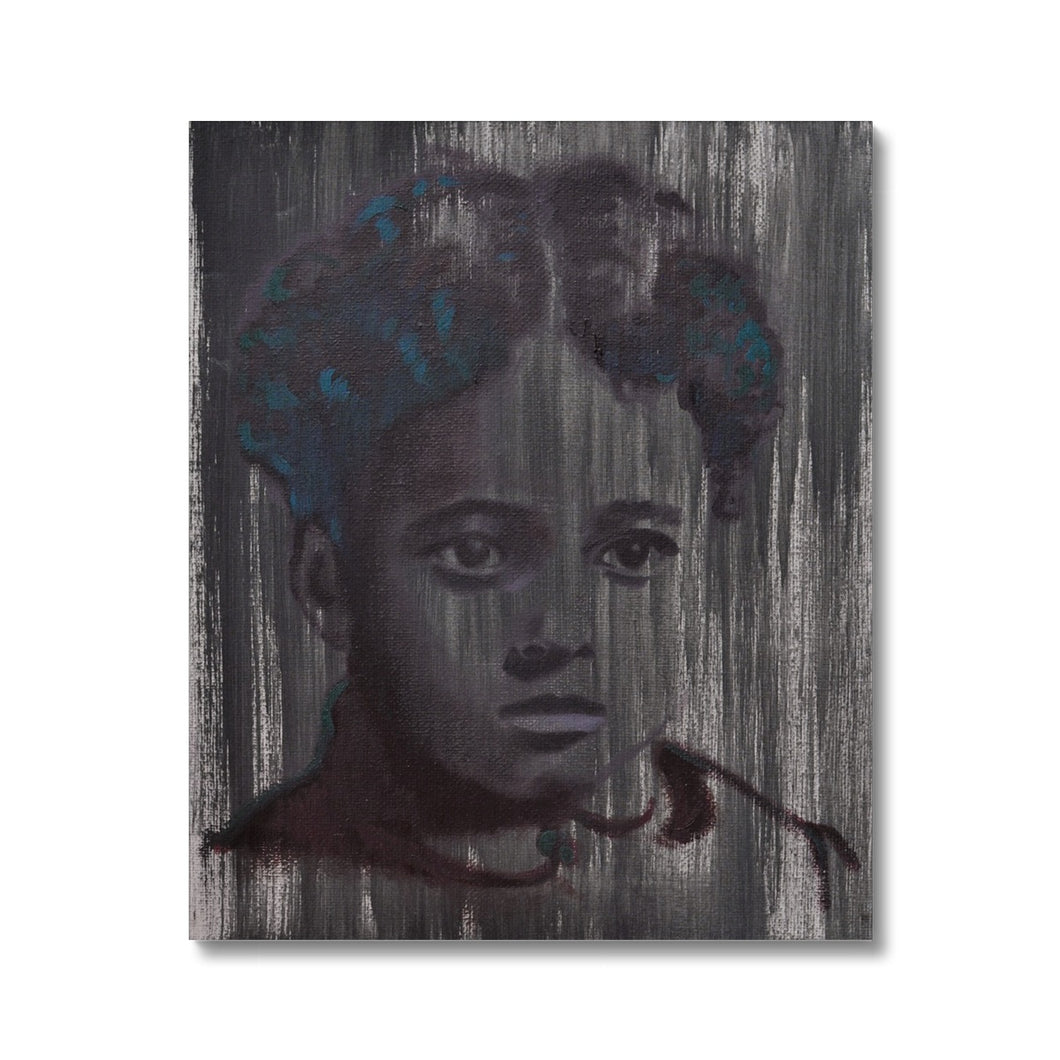 'Child - 11' by Vincenzo Sgaramella Canvas