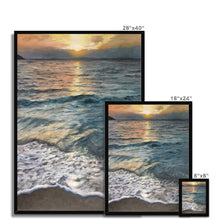 Load image into Gallery viewer, MCarthy_Origin | Ocean Wall Art | MGallery, Buy Contemporary Ocean Wall Art Prints at MGallery. Shop beautiful Ocean Wall Paintings by emerging and professional artists.-mgallery