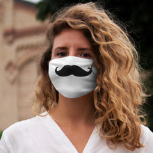 Load image into Gallery viewer, Mustache Face Mask #1