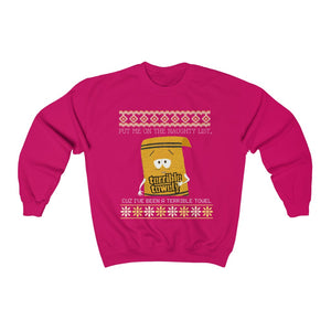 Pittsburgh Christmas Sweater #1
