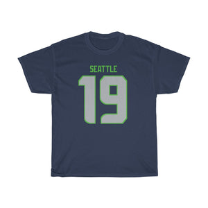 Seattle COVID-19 t-shirt