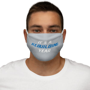 Detroit Face Mask #1