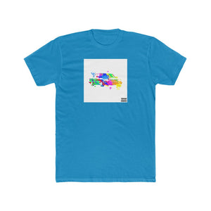 Splatter Paint Album Cover T-shirt