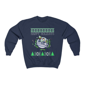 Seattle Christmas Sweater #2