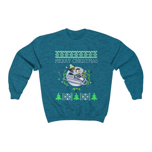Seattle Christmas Sweater #1