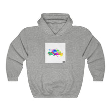 Load image into Gallery viewer, Cam Benz Splatter Paint Hoodie