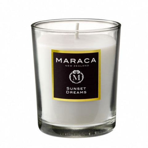 Maraca Sunset Dreams Natural Wax Scented Candle