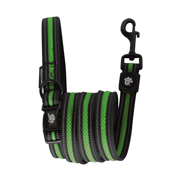Stop & Go Adjustable Air Mesh Dog Leash