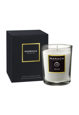 Maraca Mulan Natural Wax Scented Candle