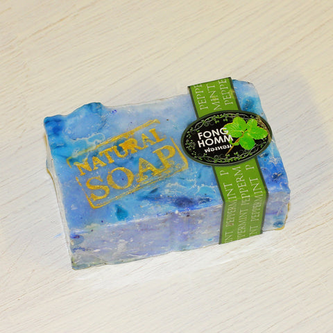 Peppermint Soap by Fong Homm from TC Bangkok