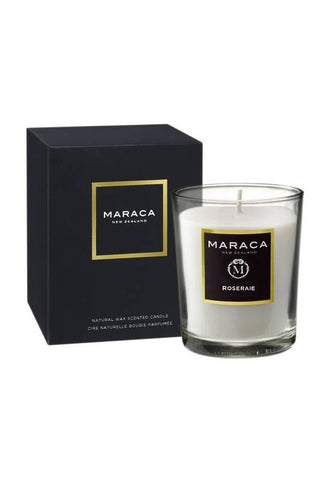 Maraca Roseraie Natural Wax Scented Candle