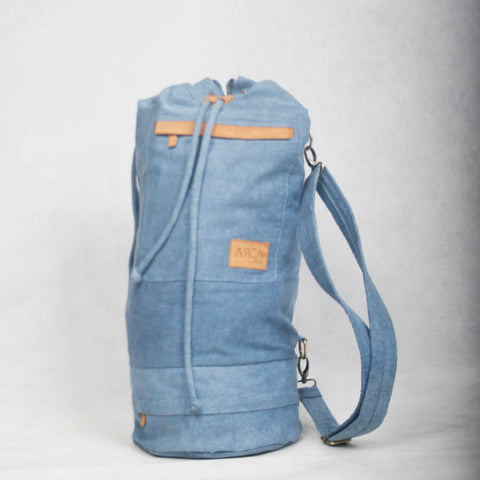 Blue Duffle Bag From ARCA Apparel