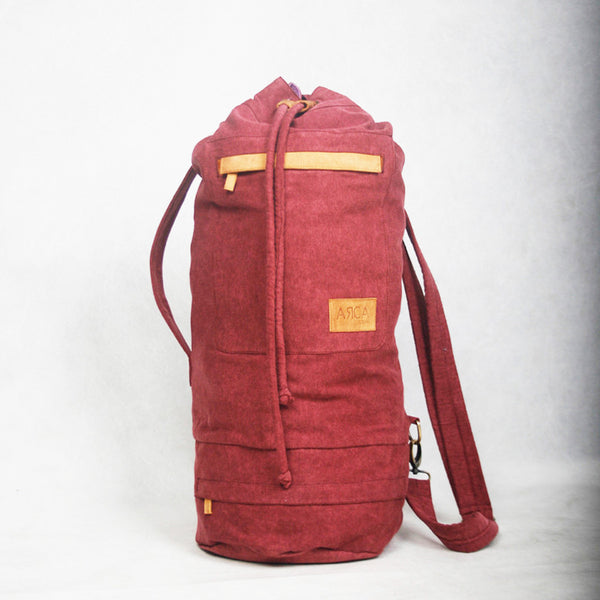 Red Duffle Bag from ARCA Apparel
