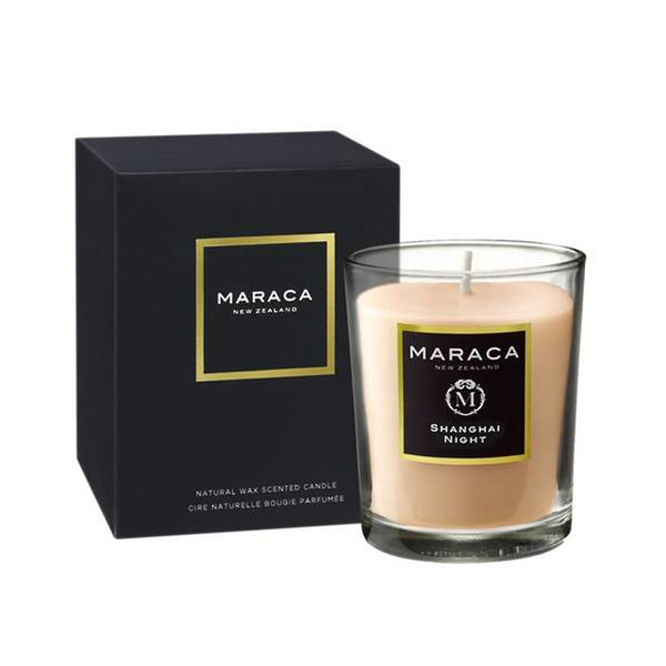 Maraca Shanghai Night Natural Wax Scented Candle
